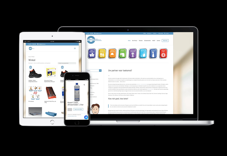 vis en meer website